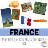France: An Introduction to the Art, Culture, Sights, and Food