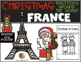 France: Christmas Around World Traditions Reader & Poster Kindergarten & First
