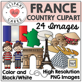 France Clipart by Clipart That Cares