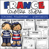 All About France - Country Study