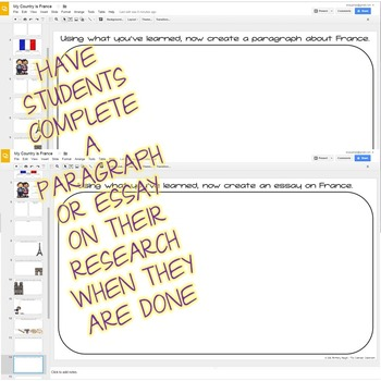 France Country Study - Google Drive Version