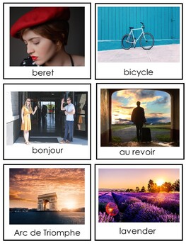 France Culture Cards