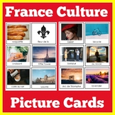 France | Paris | All About France | French Culture Picture Cards
