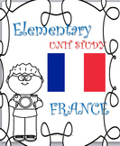 France Elementary Unit Study