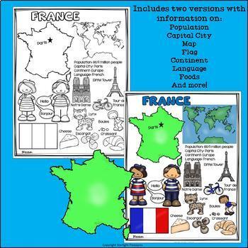 France Fact Sheet