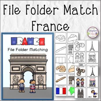 FILE FOLDER MATCH France