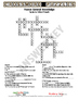France General Knowledge Crossword