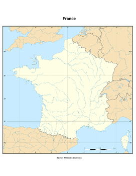 France Geography Quiz