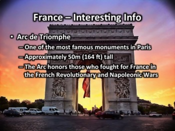 France PowerPoint