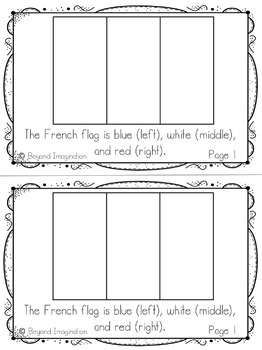 France Country Study | 48 Pages for Differentiated Learning + Bonus Pages