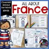 France Mini-Unit: facts, sites, geography, culture, food, and more!