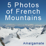 Snowy Mountains Photographs