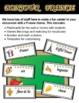 France Theme Classroom Center Bundle