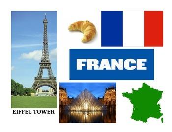FRANCE UNIT (GRADES 4 - 7)