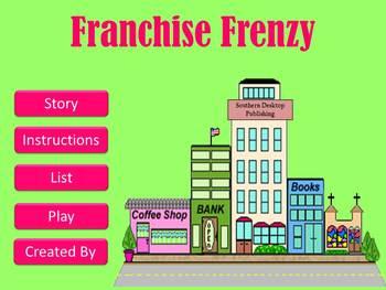 Franchise Frenzy Game