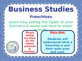 Franchises / Franchising - Pros & Cons - Business Ownershi