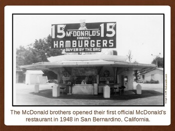 Franchising and The Founder