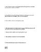 Francis Marion Webquest and Video Clip