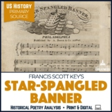 Francis Scott Key Star-Spangled Banner Poetry Analysis