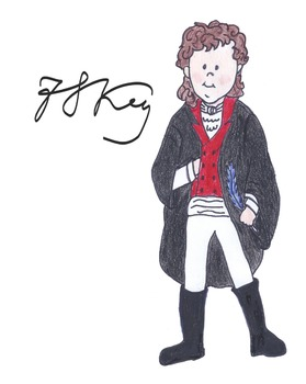 Francis Scott Key Star Spangled ClipArt