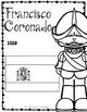 Francisco Coronado Biography Research Bundle {Report, Trifold, & MORE!}