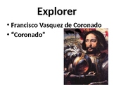 Francisco Coronado Powerpoint