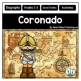 Early Explorers: Francisco Coronado Unit with Articles, Ac