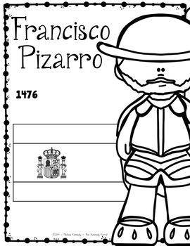 Francisco Pizarro Research Report Bundle