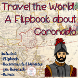 Francisco Vázquez de Coronado Explorer Research Flipbook