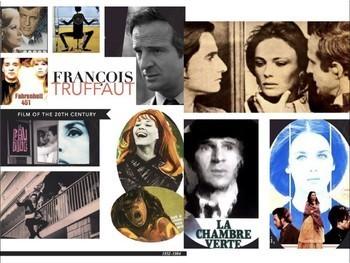 Francois Truffaut - French Film - France - Movie - Director - Writer