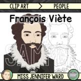 François Viète Clip Art