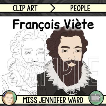 François Viète Clipart