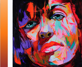 Francoise Nielly Contemporary Artist; Introduction and Critique