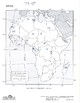 Francophone Africa Geography Test
