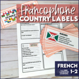 Francophone French-Speaking Countries Desk and Bulletin Bo