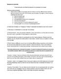 Francophone Holiday research project description/rubric