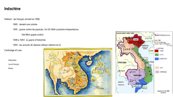 Francophonie Powerpoint