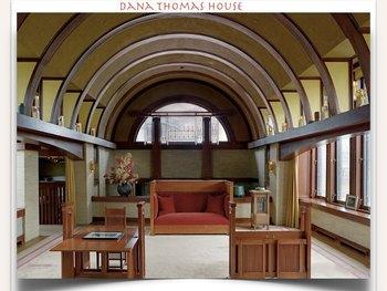 Frank Lloyd Wright - Architecture - Architect - Art - History - 175 Slides