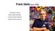 Frank Stella PPT, K-8