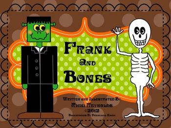 Frank and Bones: A Friendly Halloween Literacy Unit