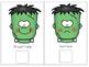 Franken Emotions Interactive Book
