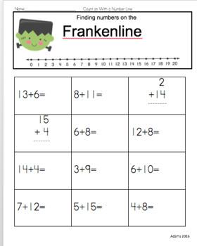 Franken'LIne' Addition #2