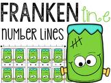 Franken-Line: Number Line Matching Game