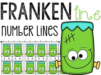 Franken-Line: Number Line Matching Game