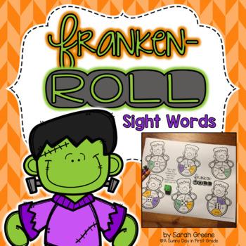 Franken-Roll! {dolch words}
