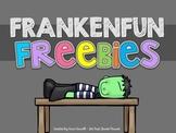 FrankenFUN FREEBIES