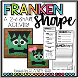 FrankenSHAPE: A Shape Craftivity!