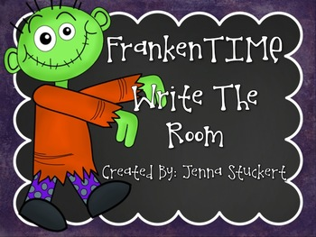 FrankenTIME Write The Room FREEBIE