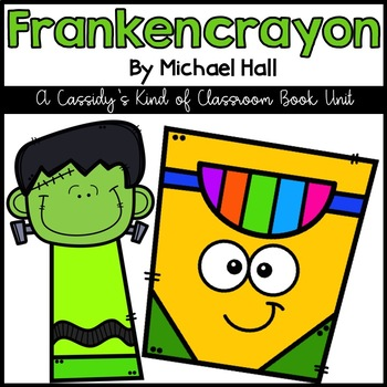 Frankencrayon Book Unit