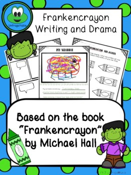 Frankencrayon Writing and Drama
